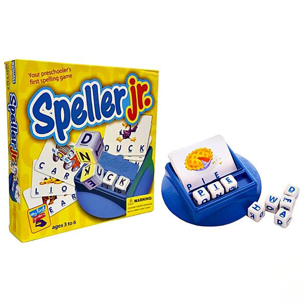 Speller Jr.