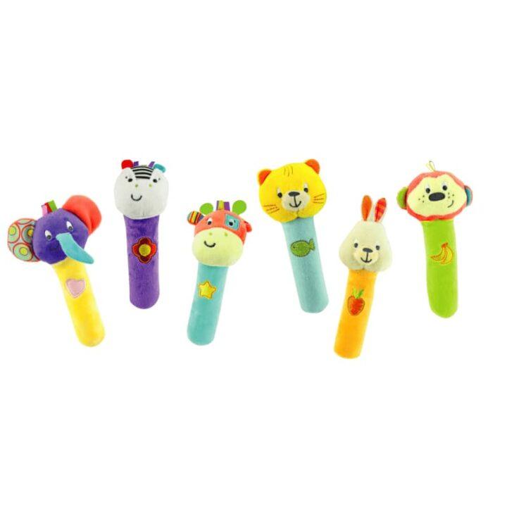 WinFun Grip 'N Play Rattle Stick
