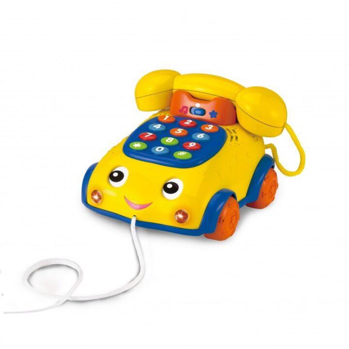 WinFun Talk 'N Pull Phone
