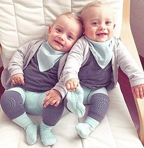 Baby Knee Pads (Gray)