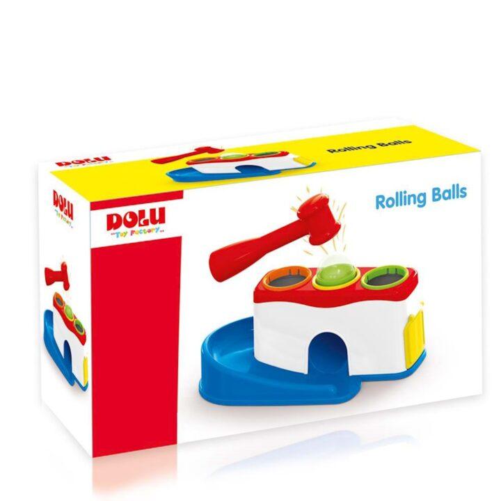 Dolu Rolling Balls