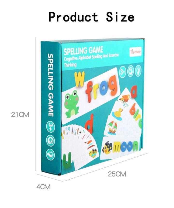 Spelling Game