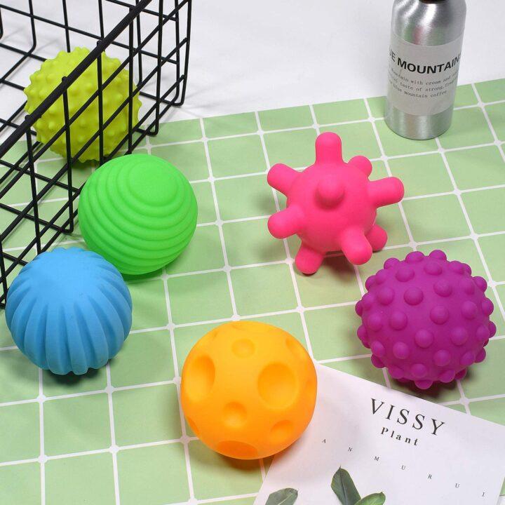 Sensory Textured Balls
